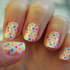 simple nail art designs 08