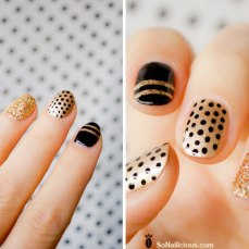 simple nail art designs 09