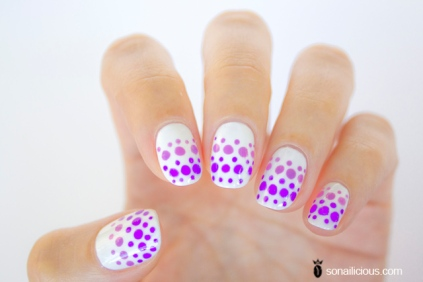 simple nail art designs 19