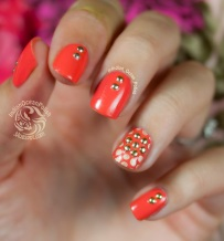 simple nail art designs 21