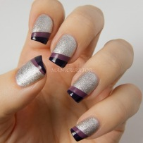 simple nail art designs 22