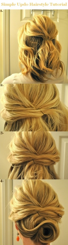 Updo hairstyles 01