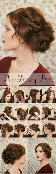 Updo hairstyles 06
