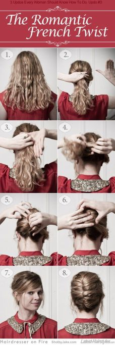 Updo hairstyles 08