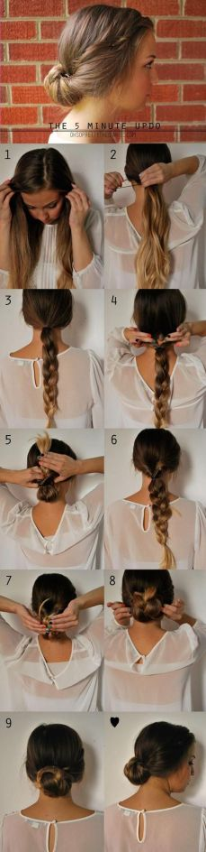 Updo hairstyles 09