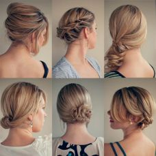 Updo hairstyles 10
