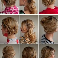 Updo hairstyles 12