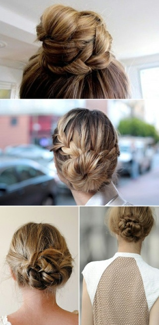 Updo hairstyles 13