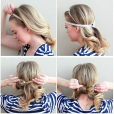 Updo hairstyles 17