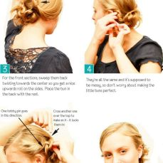 Updo hairstyles 19