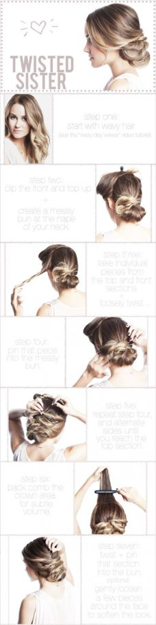 Updo hairstyles 20