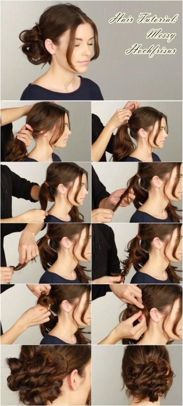Updo hairstyles 21