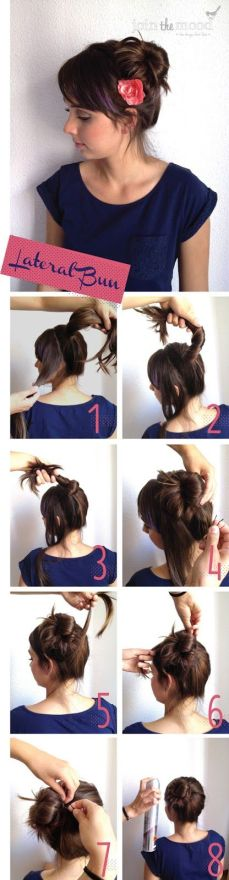 Updo hairstyles 25