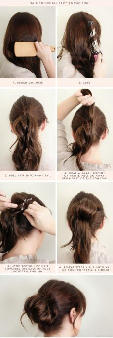 Updo hairstyles 26