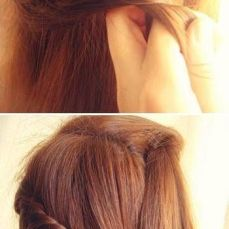 Updo hairstyles 28