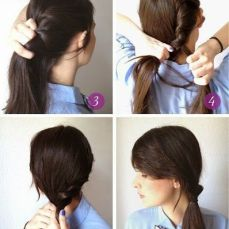 Updo hairstyles 30