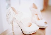 Bridal shoes 49