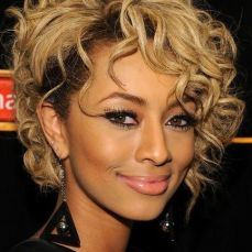 Hairstyles for curly hair 11