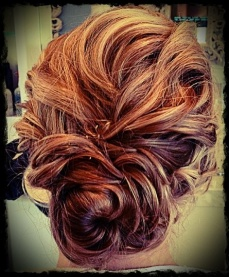 Indian bridal hairstyles updo's 01