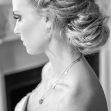 Indian bridal hairstyles updo's 06