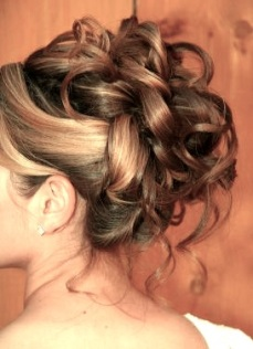 Indian bridal hairstyles updo's 10