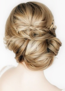 Indian bridal hairstyles updo's 12