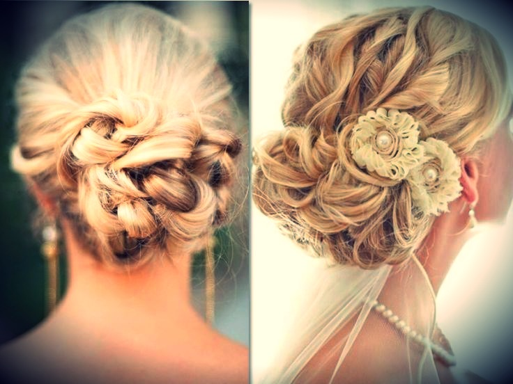 Hairstyle Wedding 2014: 30 Indian Bridal Hairstyles Inspiration