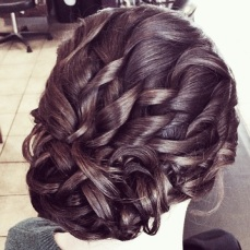 Indian bridal hairstyles updo's 19