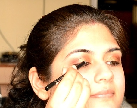 Indian bridal makeup 54