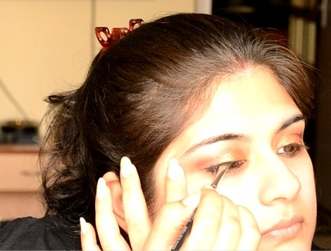 Indian bridal makeup 55