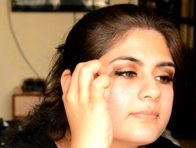 Indian bridal makeup 61