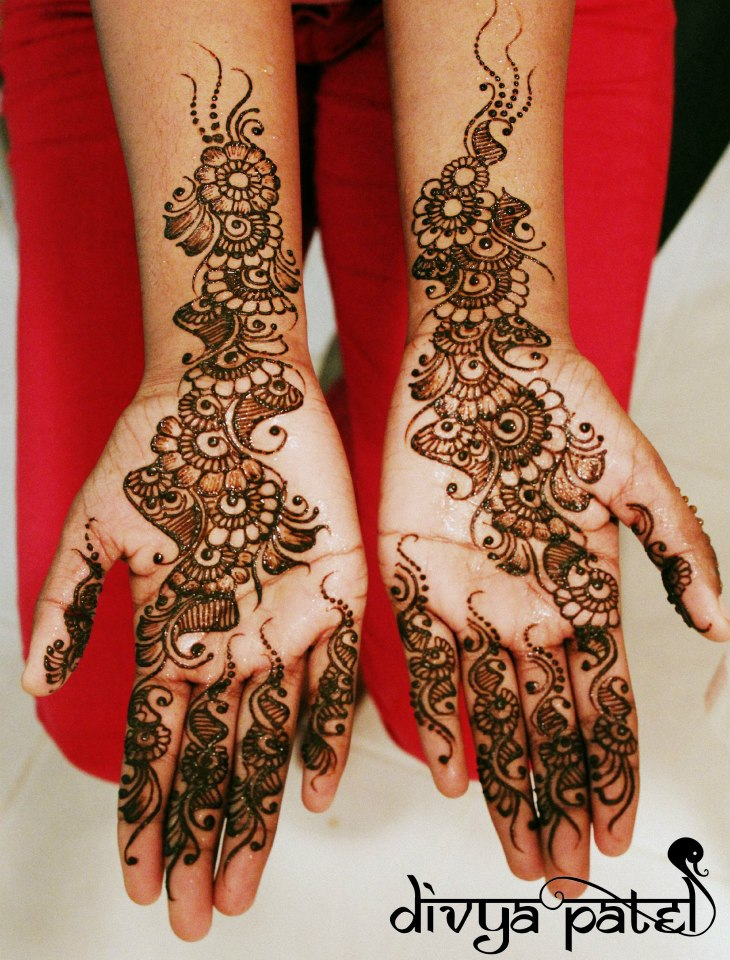Mehandi Designs 30 Indian Makeup And Beauty Blog