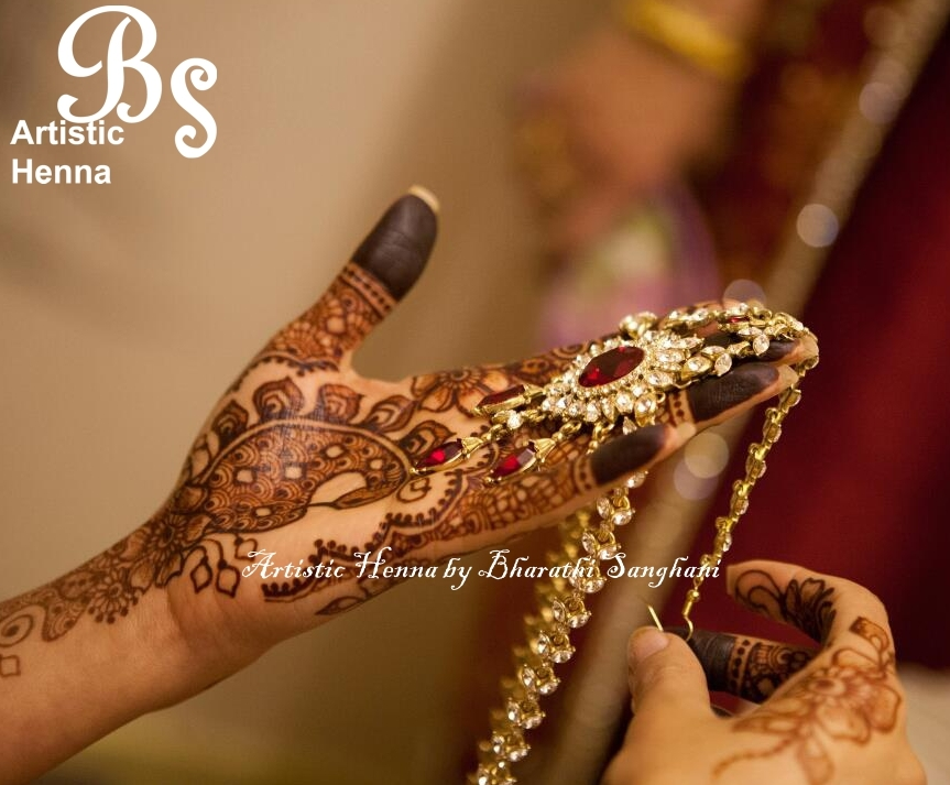 mehandi designs by bharathi 02 indian makeup and beauty