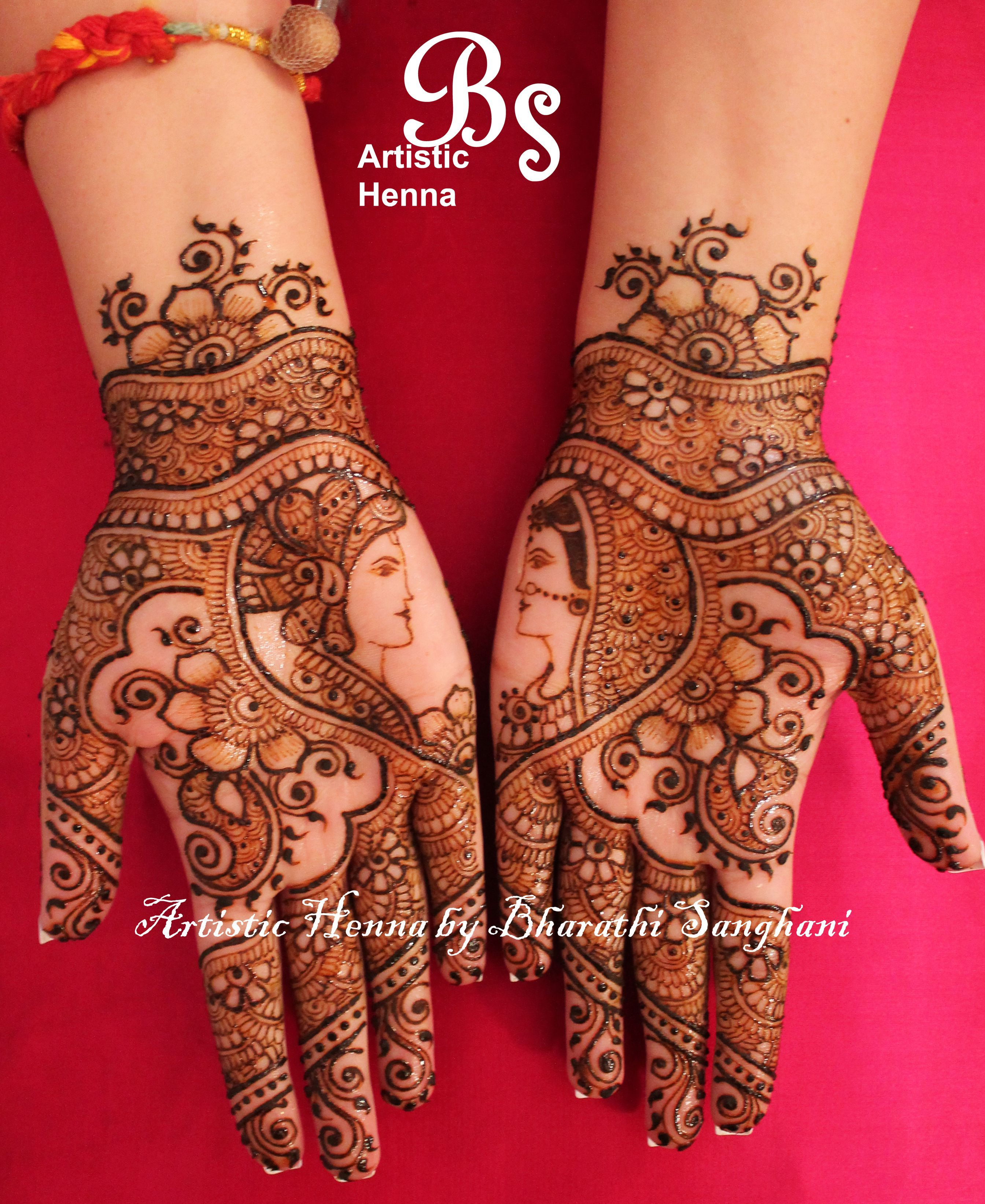 mehandi designs by bharathi 14 indian makeup and beauty