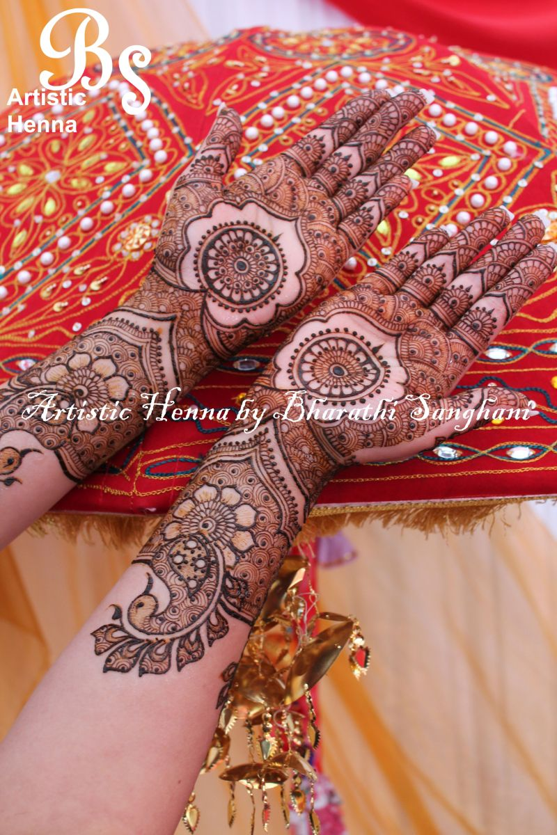 mehandi designs by bharathi 15 indian makeup and beauty