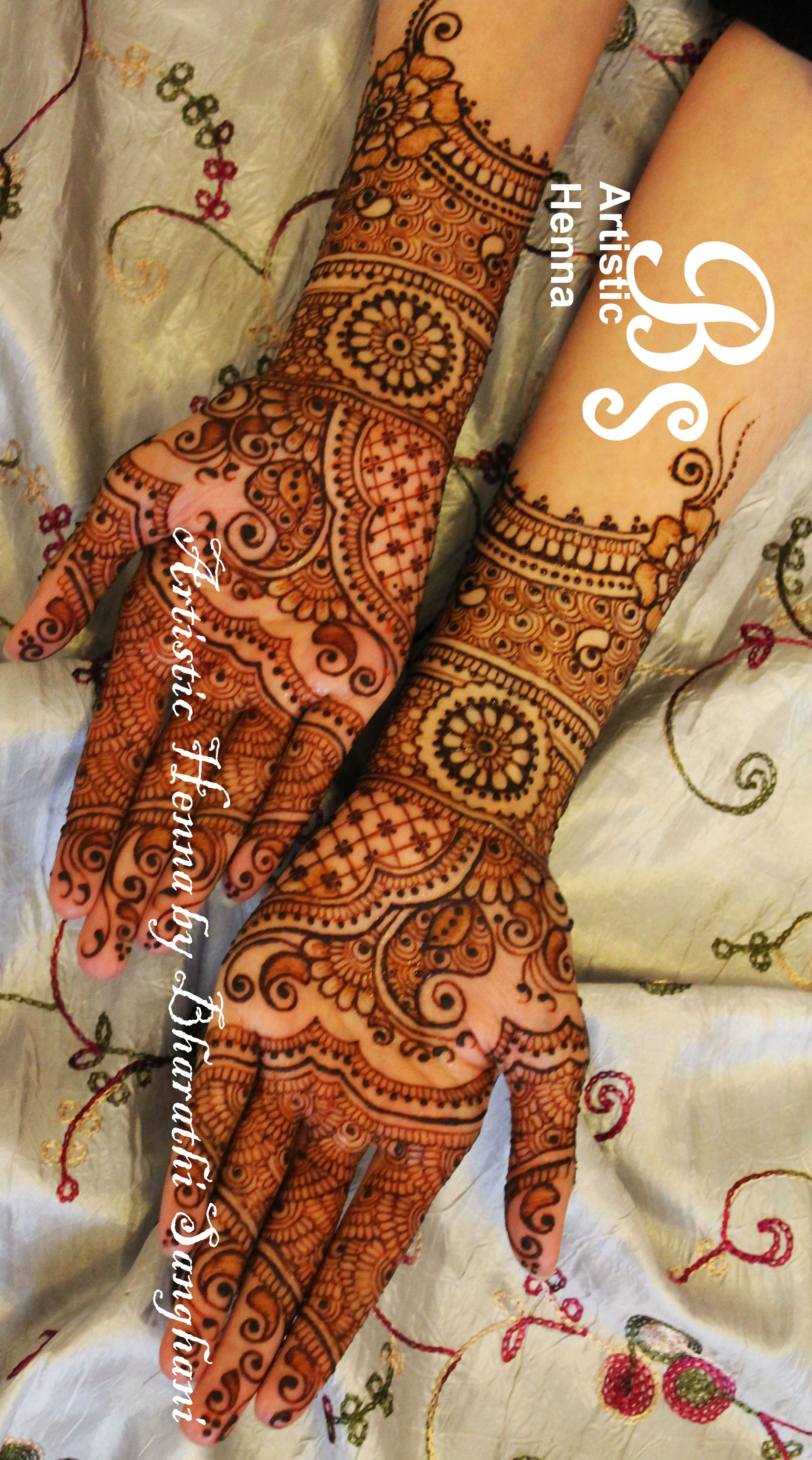mehandi designs by bharathi 19 indian makeup and beauty