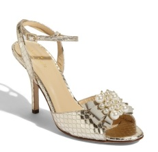 Bridal shoes sandals 01