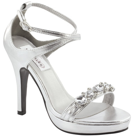 Bridal shoes sandals 02