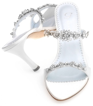 Bridal shoes sandals 05