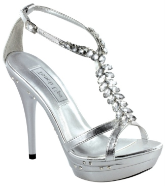 Bridal shoes sandals 10