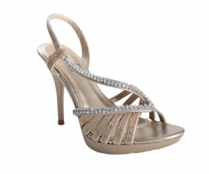 Bridal shoes sandals 23