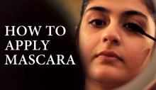 How to apply mascara video