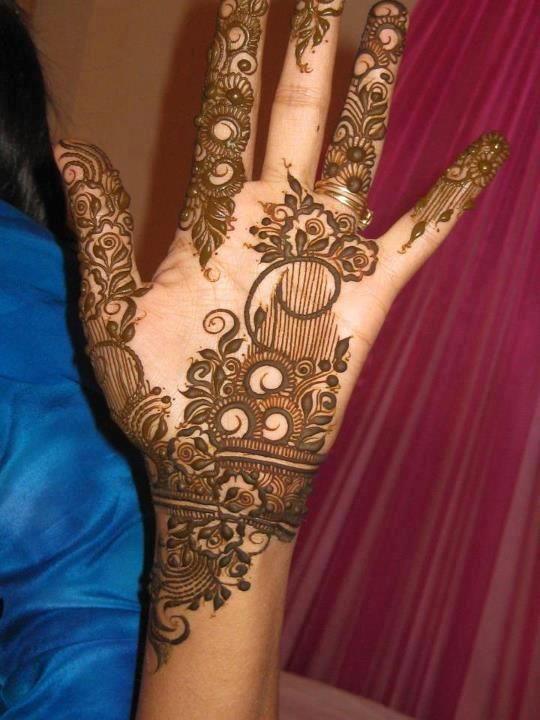 Pakistani Mehndi Designs 01 Indian Makeup And Beauty
