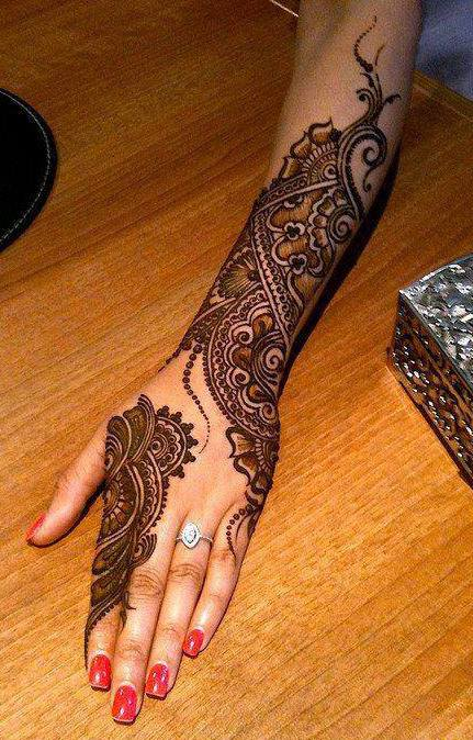Pakistani Mehndi Designs 08 Indian Makeup And Beauty