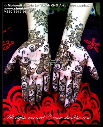 100 Pakistani Mehndi Designs Indian Makeup And Beauty | Tattoo Design ...