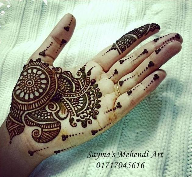 Pakistani Mehndi Designs 90 Indian Makeup And Beauty