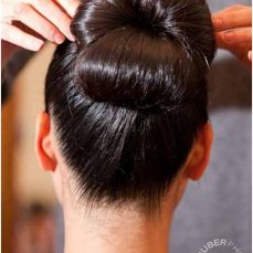 Bridal hairstyles buns 08