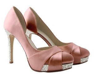 Bridal shoes pumps 09