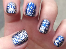 Cute nail art designs 02