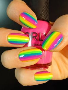 Cute nail art designs 04